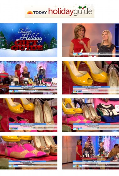 Shoes of Prey - The Today Show Holiday Gift Guide